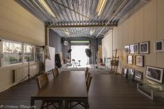 Daglicht, ruimte voor workshops